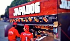 [EAT] Food Cart or Dine in at Vancouver local's favorite Japanese Hot Dog establishment right in Downtown.