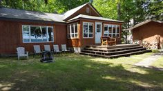 Independence Cottage Weekly Rentals, Cottage, Cabin, House Styles, Home Decor, Decoration Home, Room Decor, Cottages, Cabins