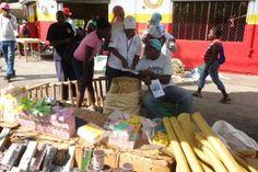 Datos sobre mercado y pobreza en Elias Pina