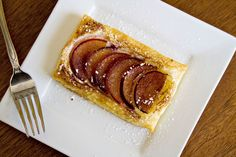 Puff Pastry Plum Tartlets - 5 by Sugarcrafter, via Flickr