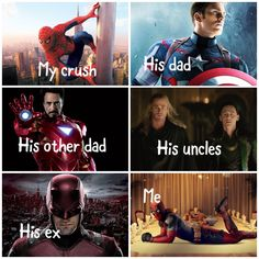 Spideypool I made this because I was bored