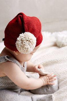 children's santa hat #anthropologie #anthrofave