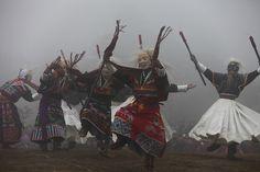 Bhutan - Dochula Druk Wangyel Festival - Our Essential Bhutan in December visits this festival
