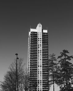 Buckhead HighRise  by Marisa Nourbese on 500px