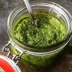 Recept voor groene pesto