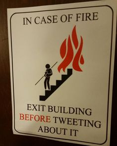 Funny Signs of Instagram : Photo