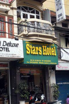 Photo of Stars Hotel, 26 Bat Su., Hanoi