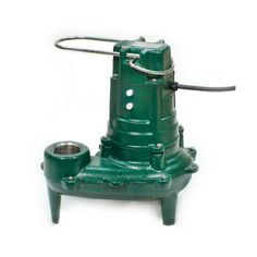 Review of Zoeller M267 Waste-Mate Sewage Pump