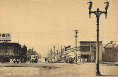 Daegu Street Scene
