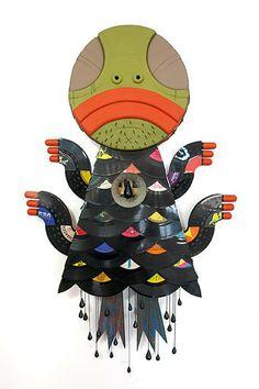 Wade Mickley Lowbrow Art, Pop Surrealism, Graphic Designers, Kitsch, Painters, Tigger, Art Dolls, Pop Art, Contemporary Art