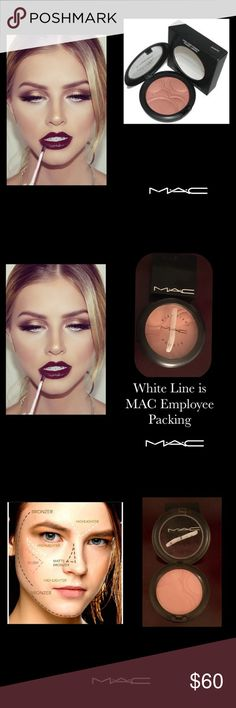 🦋MAC•HULLABALLOO•LE/DISC•Ballooncy Collection MAC•HULLABALLOO•Ballooncy Collection🍒LE/DISCONTINUED🍒 soft peachy nude•mineralized•satin glow•high light powder•completely versatile•white line on front of case is for MAC employees• washes off•good for all skin types•make your blush pop•silky  provides a buildable natural satin smooth finish•Brushes on for a smooth radiant look•helps skin stay healthy and nourished 🌹on top of matte blushes to give them dimension🌹as a highlighter…