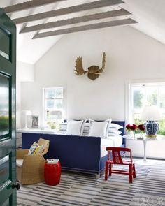 Una casa perfecta llena de color · A perfect home filled with color