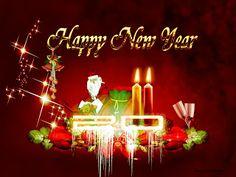 Šťastný Nový Rok 2014 Tapety na plochu