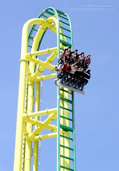 the Wicked roller coaster at Lagoon amusement park
