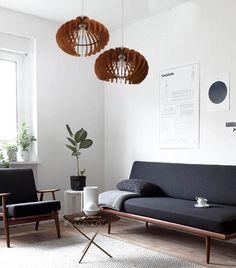 CURVES _  pendant light wood lamppendant lighting Plywood