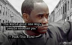 The Wire, HBO's best drama.