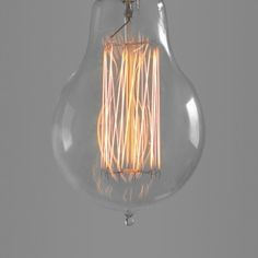 LIGHT BULB by NOOK LONDON favorited by YOU BRING LIGHT IN