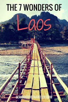 The 7 Wonders of Laos                                                       …