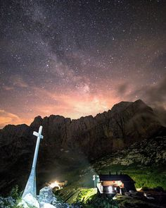 Starry-eyed surprise from Rifugio Albani  Use #SummerinLombardia to share your photos from the region and look for travel inspiration for your next vacation! Location  Rifugio Albani Bergamo .  by @marin_forcella_photography . #inLombardia #Lombardia #Lombardy #bergamo @visitbergamo_official #igersbergamo #visitbergamo #igerslombardia #igersitalia #italia #italy #whatitalyis #ilikeitaly #italy_vacations #europe_vacations #bestvacations #ig_bergamo #ig_lombardia #ig_italy #ig_italia…