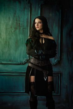 Hi, Yennefer of Vengerberg From The Witcher 3