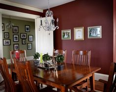 dining room paint colors design pictures remodel decor and ideas page 4 - Dining Room Red Paint Ideas