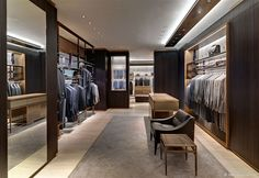 Brioni Boutiques Worldwide - 2014 - Projects - Projects - Park Associati | Architecture and Design