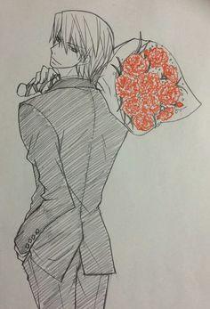 Resultado de imagen para junjou romantica dibujos
