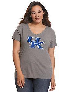 University of Kentucky embellished tee