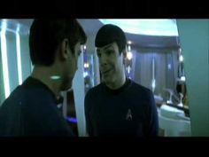 Star Trek 2009 Bloopers.... THE END IS THE BEST PART!