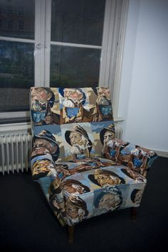 Upcycling Old Chair