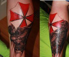 Resident Evil sleeve