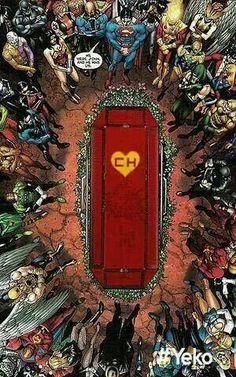 Descanse en paz!