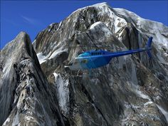 Mont Blanc vertiente italiana, Alpes, Francia - Italia