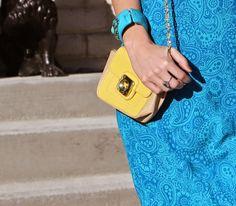MyStyleSpot: GIVEAWAY: Win this Chic Yellow Crossbody Handbag OPEN WORLDWIDE! #handbag #bag #clutch #crossbody