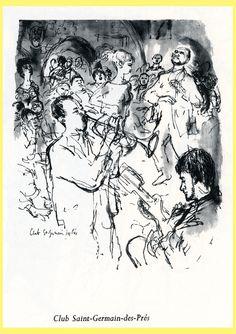 "Ronald Searle ""Paris Sketchbook"""