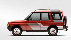 Land Rover - 25 years of Discovery