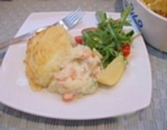 family fish pie | Dinner | Easy food recipes - Dinner