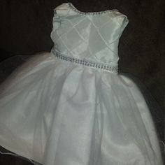 American Girl doll like Communion doll dress. Really love what I got on @Etsy from ritassewing. #etsystar http://etsy.me/1ZZsndJ