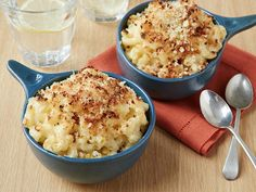 Creamy Baked Mac & Cheese : Food Network