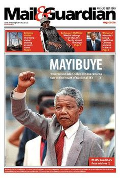 Iconic quotes from Mandela