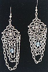 IDEA: Cascading Baroque Earrings (eebeads.com)