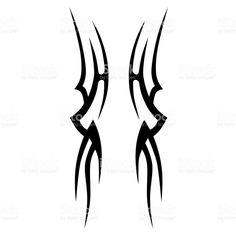 Tattoo Tribal, Polynesian Tribal Tattoos, Tribal Drawings, Tribal Symbols, Tattoo Bracelet, Symbol Tattoos, Tattoo Stencils, Tattoo Sketches, Arm Band Tattoo