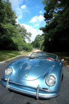 """1957 Porsche 356 A """"Super"""" Speedster"""
