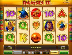 Игровой автомат Ramses 2 в казино Вулкан Истории о египетском фараоне Рамзесе 2, воплощенные в игру компанией Novomatic, пользуются популярности среди гемблеров казино Вулкан, как начального, так и профессионального уровня. Тематика игрового автомата Ramses 2 на реальные �