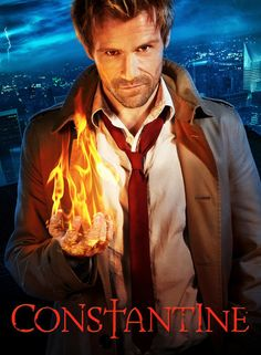 Join us for #Constantine from DC Comics! Live news, episodes and more from Papaly!
