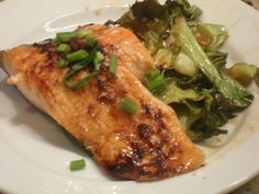 Easy Weeknight Supper- Salmon and Bok Choy — Fort Mill SC Living