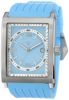 Swiss Legend Men's 40012-012 Limousine Analog Display Swiss Quartz Blue Watch >>> Check this awesome watch by going to the link at the image.