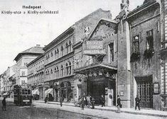 Old Pictures, Old Photos, Budapest Hungary, Historical Photos, Best Hotels, Louvre, Street View, Europe, History