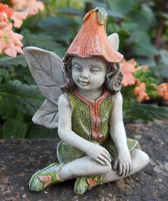 Loving this Jennifer Fairy Figurine on #zulily! #zulilyfinds