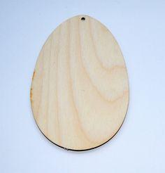Zawieszka pisanka drewniana jajko/ easter egg decoupage